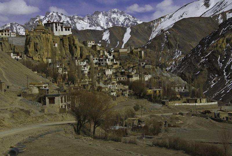 Lamayuru Monastery Photo by Daniel Sullivan