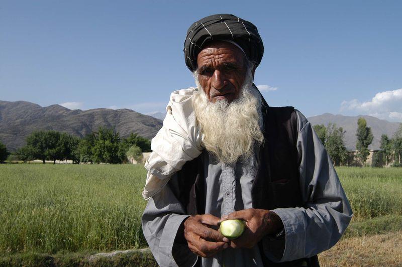 Farmer, Waziristan, Pakistan, 2004 Daniel Sullivan