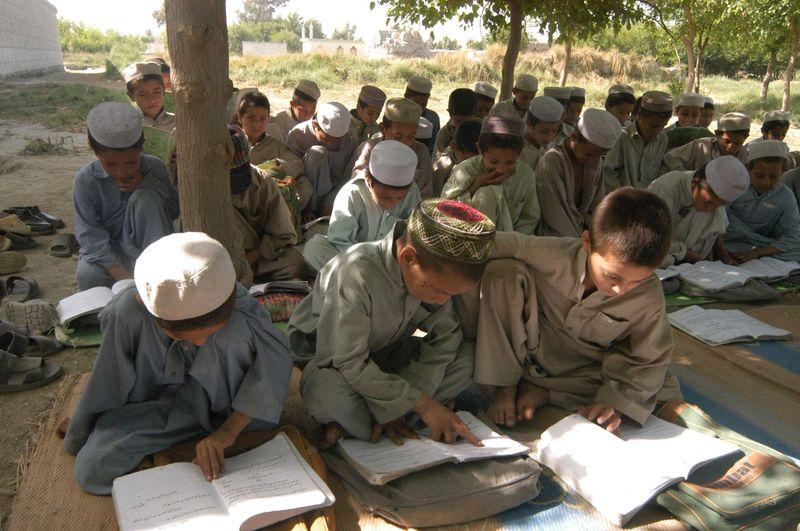 School, Waziristan, Pakistan 2004 Daniel Sullivan