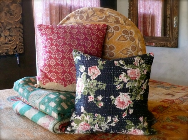 Bengali Pillows