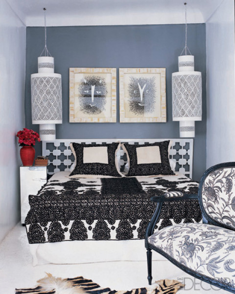 Bedroom Decor Elle indigohome: decor